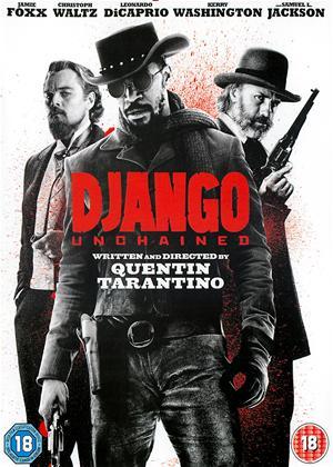Django Unchained Online DVD Rental