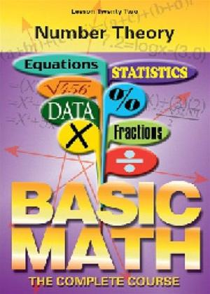 Rent Basic Maths: Number Theory Online DVD Rental