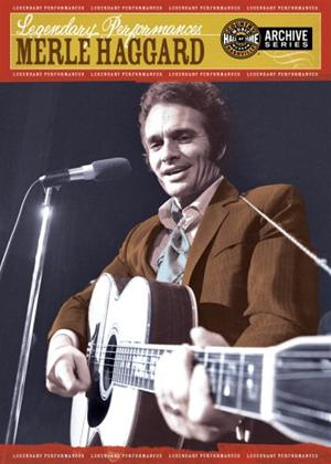Rent Merle Haggard: The Legendary Performances Online DVD Rental