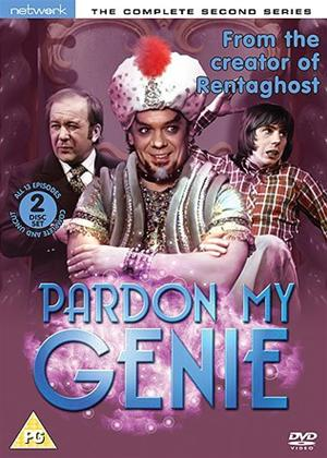Rent Pardon My Genie: Series 2 Online DVD Rental