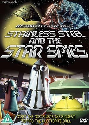 Rent Stainless Steel and the Star Spies Online DVD Rental