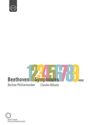 Rent Beethoven: Symphonies Nos. 1-9 (Abbado) Online DVD Rental