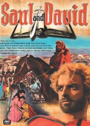 Rent Saul and David Online DVD Rental