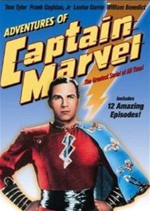 Rent The Adventures of Captain Marvel Online DVD Rental