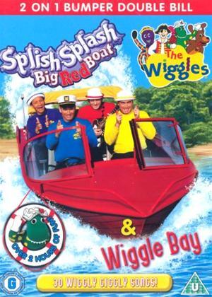Rent The Wiggles: Splish Splash Big Red Boat/Wiggle Bay Online DVD Rental