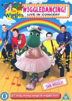 Rent The Wiggles: Wiggle Dancing Online DVD Rental