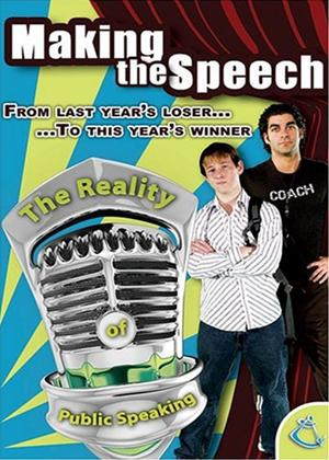 Rent Making the Speech: Conquer Your Fear of Public Speaking Online DVD Rental