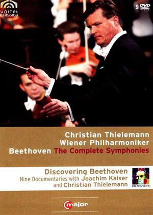 Rent Beethoven: Symphonies 1- 9 (Thielemann) Online DVD Rental