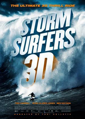 Rent Storm Surfers 3D Online DVD Rental