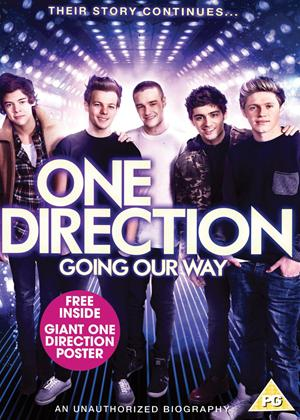 Rent One Direction: Going Our Way Online DVD Rental