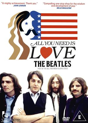 Rent The Beatles: All You Need Is Love Online DVD Rental