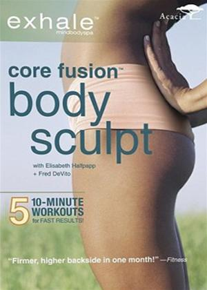 Rent Exhale: Core Fusion Body Sculpt Online DVD Rental