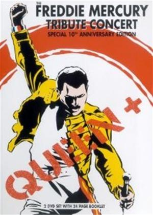 Rent The Freddie Mercury Tribute Concert Online DVD Rental