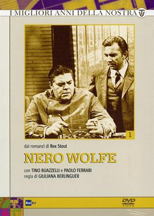 Rent Nero Wolfe: Series 1 Online DVD Rental