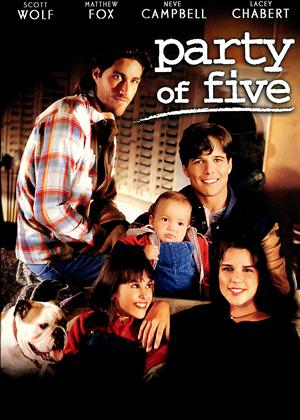 Rent Party of Five Online DVD & Blu-ray Rental