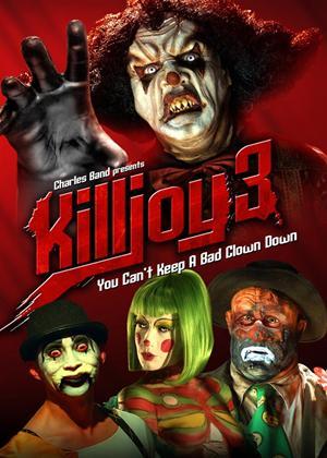 Rent Killjoy 3 Online DVD Rental