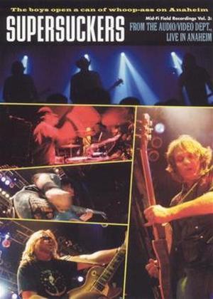 Rent Supersuckers: Live in Anaheim Online DVD Rental