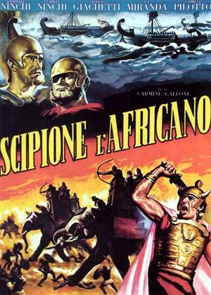 Rent The Defeat of Hannibal (aka Scipione L'africano) Online DVD Rental