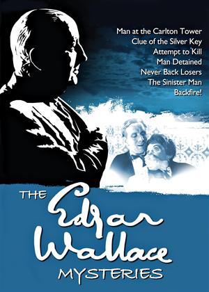 Rent Edgar Wallace Mysteries (aka Edgar Wallace / The Edgar Wallace Mystery Theatre) Online DVD & Blu-ray Rental