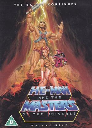Rent He-Man and the Masters of the Universe: Vol.9 Online DVD Rental