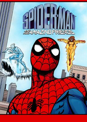 Spider-Man and His Amazing Friends Online DVD Rental