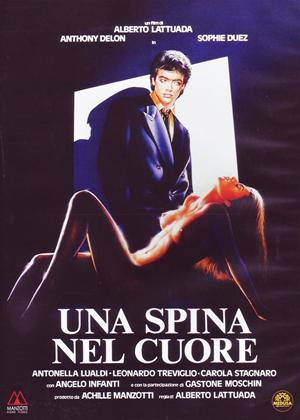 Rent A Thorn in the Heart (aka Una Spina Nel Cuore) Online DVD Rental