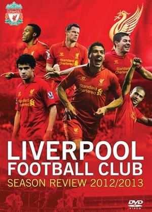 Rent Liverpool FC: End of Season Review 2012/2013 Online DVD Rental