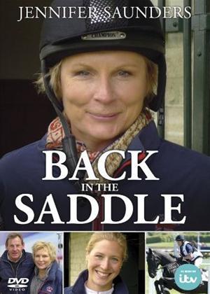 Rent Jennifer Saunders: Back in the Saddle Online DVD Rental