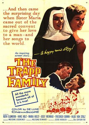 Rent The Trapp Family (aka Die Trapp-familie) Online DVD Rental