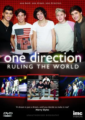 Rent One Direction: Ruling the World Online DVD Rental