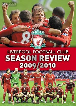 Rent Liverpool FC Season Review 09/10 Online DVD Rental
