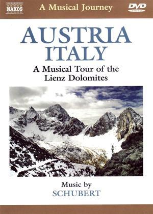Rent A Musical Journey: Austria / Italy Online DVD Rental