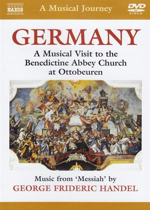 Rent A Musical Journey: Germany: A Musical Visit to the Benedictine Abbey Church at Ottobeuren Online DVD Rental