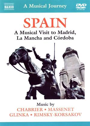 Rent A Musical Journey: Spain: A Musical Visit to Madrid, La Mancha and Córdoba Online DVD Rental
