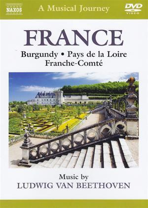 Rent A Musical Journey: France: Burgundy, Pays De La Loire,... Online DVD Rental
