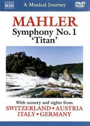 Rent A Musical Journey: Mahler: Symphony No. 1, Titan Online DVD Rental