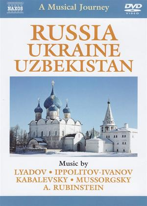 Rent A Musical Journey: Russia, Ukraine and Uzbekistan Online DVD Rental