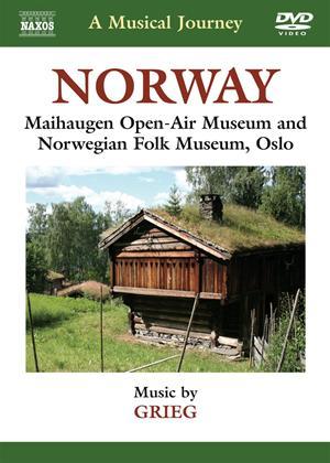 Rent A Musical Journey: Norway: Maihaugen Open-Air Museum and Norwegian Folk Museum, Oslo Online DVD Rental