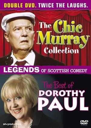 Rent Legends of Scottish Comedy Online DVD Rental