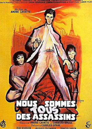 Rent We Are All Murderers (aka Nous Sommes Tous Des Assassins) Online DVD Rental