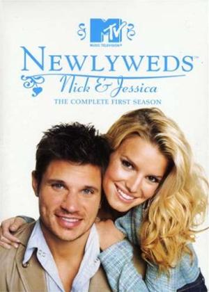 Rent Newlyweds: Nick and Jessica: Series 1 Online DVD Rental