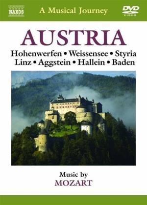 Rent A Musical Journey: Austria: Hohenwerfen, Weissensee, Styria... Online DVD Rental
