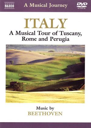 Rent A Musical Journey: Italy: Tuscany, Rome and Perugia Online DVD Rental