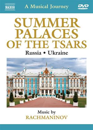 Rent A Musical Journey: Russia and Ukraine: Summer Palaces of the Tsars Online DVD Rental