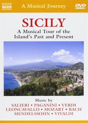 Rent A Musical Journey: Sicily Online DVD Rental