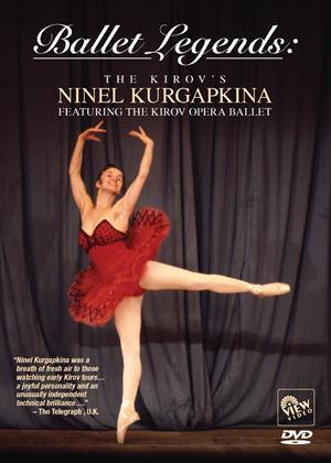 Rent Ballet Legends: The Kirov's Ninel Kurgapkina Online DVD Rental