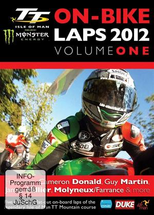 Rent TT 2012: On-bike Laps: Vol.1 Online DVD Rental