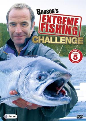 Rent Robsons Extreme Fishing Challenge Online DVD Rental