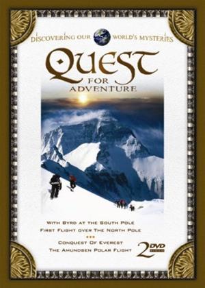 Rent Quest for Adventure 1 Online DVD Rental