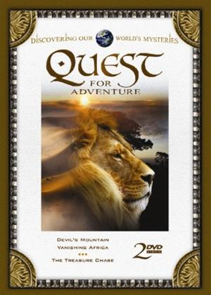 Rent Quest for Adventure 2 Online DVD Rental